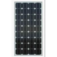 Buy cheap High efficiency 80w/12V DC monocrystalline solar panel system from wholesalers