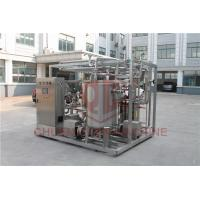 Buy cheap Coil Type Fruit Juice Processing Equipment Mango Pineapple Beverage Sterilizer from wholesalers