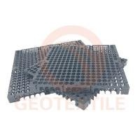 Buy cheap High Tensile Strength Geocomposite Drainage Net For Waterproofing Membrane Protection product