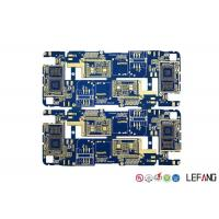 Buy cheap Electroncis PCB Printed Circuit Board ENIG Surface For 4G Commnication Apparatus product