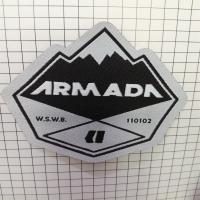 Buy cheap Laser Cut High Density New Brand Logo Woven Label for T-shirt from wholesalers