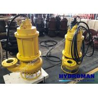 Buy cheap Hydroman™ TJQ Submersible Slurry Pumps and heavy duty agitator submersible slurry pumps from wholesalers