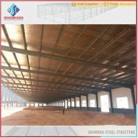 Buy cheap Light Steel Construction Design Prefabricated Steel Structure Warehouse from wholesalers