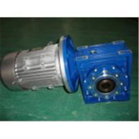 Buy cheap RV worm gearbox from wholesalers