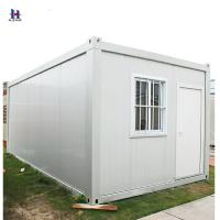 Buy cheap 1050mm  Factory Width and Metal Panel Material sandwich panel continer house from wholesalers