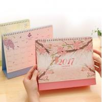 Buy cheap small desk calendars with logo printing,chinese printable calendar template , table calendar for pregnancy from wholesalers