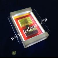 Buy cheap Tobacco LED Coin Tray Cigarette Lighted Cash Tray Illuminated Money Tray from wholesalers