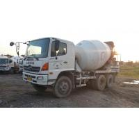 Buy cheap Concrete machine Used hino 8 CBM mixer truck from wholesalers