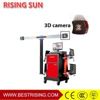 Buy cheap Car wheel balancing and wheel alignment machine for garage from wholesalers