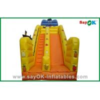 Buy cheap Inflatable Cartoon Trampoline Castle Little Tikes Water Slide Bounce House from wholesalers