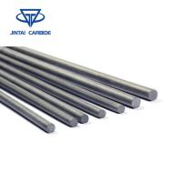 Buy cheap Metal Cutting Tungsten Carbide Bar Stock , Solid Carbide Rods High Precision from wholesalers