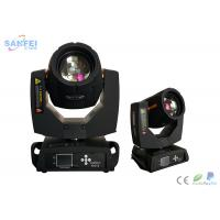 Buy cheap High Power 230 W Sharpy Beam Moving Head Light for Night Club / Wedding / Event from wholesalers