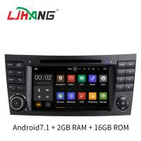 Buy cheap BT Camera Canbus Mirror Link Mercedes Benz DVD Player 16GB ROM ST TDA7388 from wholesalers