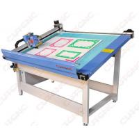 Buy cheap Gallery cross stitch frame paperboard cutter cutting machine from wholesalers
