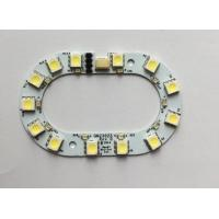 Buy cheap Aluminum based 2 layers LED PCB Assembly with 1B73 conformal coating from wholesalers