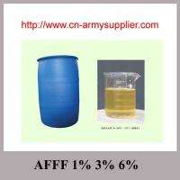 Buy cheap Wholesale AFFF 1% 3% 6% Aqueous Film Forming Compound Foam Extinguishing Agent from wholesalers