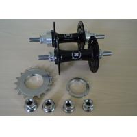 Buy cheap Compact Size Bike Wheel Parts J Bend Hub For Fixed Gear / Track Bike from wholesalers