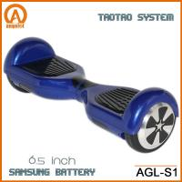 Buy cheap 6.5 inch 2 wheel balance electric scooter 36V 10km / h balance drifting scooter from wholesalers