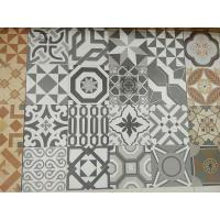 Buy cheap Multicolor Decorative Ceramic Wall Tile 8.5mm Thinckness Heat Insulation from wholesalers