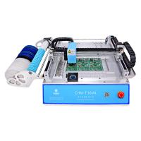 Buy cheap CHMT36VA PC operation SMT automatic pick and place machine 2 CCD vision Camera from wholesalers