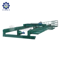 Buy cheap 6-12 Meters Turning Width Double Screws Groove Compost Turning Machine from wholesalers