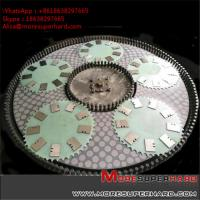 Buy cheap Double Disc Diamond & CBN Grinding Wheel  Alisa@moresuperhard.com from wholesalers