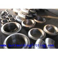 Buy cheap Stainless Steel metal pipe caps ASTM  WP304 / 304L  WP316 / 316L  WPS 31254 from wholesalers