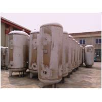 Buy cheap Stainless Steel Diaphragm Pressure Air Receiver Tank Vertical Orientation product