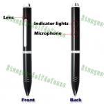 Buy cheap Voice activated 1280*960 dvr pen, Pinhole camera / Mini camera/spy pen recorder from wholesalers