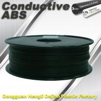 Buy cheap Good Performance Of Electroplating ABS Conductive 3D Printer Filament 1kg / Spool  Conductive Filament from wholesalers