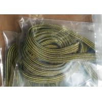 Buy cheap 350 C Degree Resistant Automotive Braided Sleeving Nomex Green For Cable Harness Protection from wholesalers