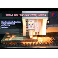 Buy cheap High Performance CNC Machine Laser Cutter For Sheet Plate , 180m/Min Rapid Speed from wholesalers