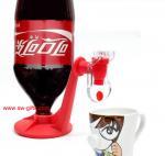 Buy cheap Fashion Style Bottle Upside Down Drinking Cola Dispenser Fridge Fizz Saver Soda Dispenser from wholesalers