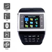 Buy cheap ET - 1.4 Inch Watch Cell Phone Black (FM, MP3 MP4 Player) 103120 from wholesalers