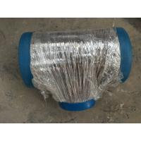 Buy cheap DN150 x 65 Reducing Tee  Sch 40, Carbon Steel A234 WPB SMLS BW ASME B16.9 from wholesalers