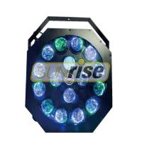 16 x 3w RGB Led Stage Dj Lights DMX 512 Controller LED Effect Light