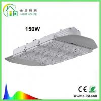 Buy cheap 130lm/W SMD3030 Solar Powered LED Street Lights 150 Watt With 47~63 Hz Requency , 100-277VAC product