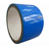Buy cheap Natural Rubber Adhesive Blue Cloth Duct Tape For Heavy Duty Packaging SGS ISO from wholesalers