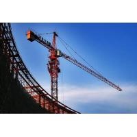 Buy cheap Professional China Factory TC5013 Topkit Tower Crane Specification from wholesalers