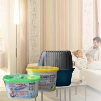 Buy cheap 185g/240g/260g/300g Walmart Scented Dehumidifier Moisture Absorber Box from wholesalers