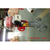 Buy cheap Soft Sealing Automatic Control Valve for Steam / Water High Pressure Difference 150lb~2500lb product