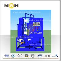 Buy cheap Waste Water Centrifugal Oil Purifier Separator With High Efficiency Automatic Deslag from wholesalers