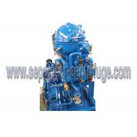 Buy cheap High performance disc starck lube oil / diesel oil / fuel oil separator with  structure from wholesalers