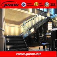 Buy cheap JINXIN stainless steel rails for staircases stair railings from wholesalers