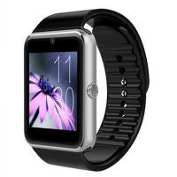 Buy cheap High Quality GT08 350mAh Android Smart Watch Phone black 1.54inch  MTK6261 Bluetooth 3.0 smart call phone with CE from wholesalers