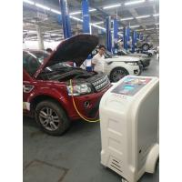 Buy cheap New Popular R134A Model Hw-998 LCD Display Red & White color Recharging Machine Recovery Machine for Car Use from wholesalers