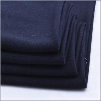 Buy cheap Plain Dye OE Rayon Polyester Spandex Blended Fabric For Trousers And Suits from wholesalers