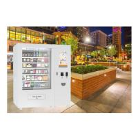 Buy cheap Customize Made Bill Beverage Snack Vending Machine With 22 Inches Screen from wholesalers