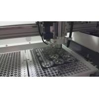 Buy cheap Dual Manual Loading Pcb Prototyping Machine Pcb Router Thickness 0.4mm - 4mm from wholesalers