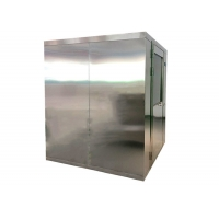 Buy cheap H14 HEPA 25m/S Air Shower Clean Room For Biology Laboratory product